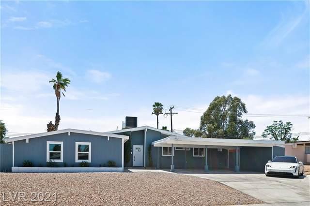 1913 Golden Arrow Drive, Las Vegas, NV 89169 (MLS #2293453) :: Custom Fit Real Estate Group