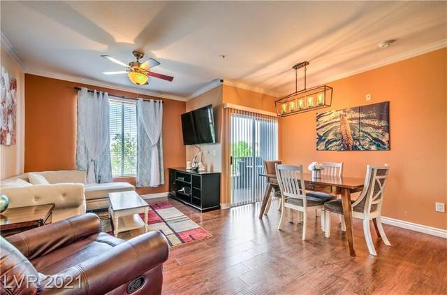 4400 S Jones Boulevard #2093, Las Vegas, NV 89103 (MLS #2293457) :: Custom Fit Real Estate Group