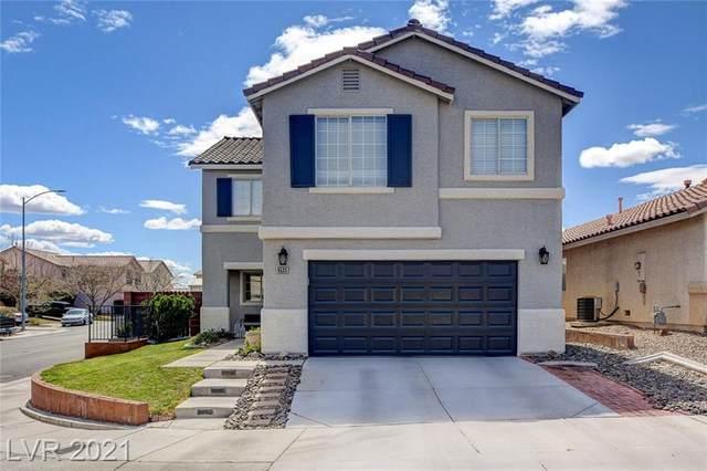 9533 Chanticleer Court, Las Vegas, NV 89129 (MLS #2293458) :: Signature Real Estate Group