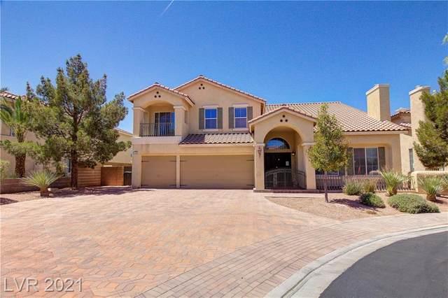 11141 Scotscraig Court, Las Vegas, NV 89141 (MLS #2293462) :: Jeffrey Sabel