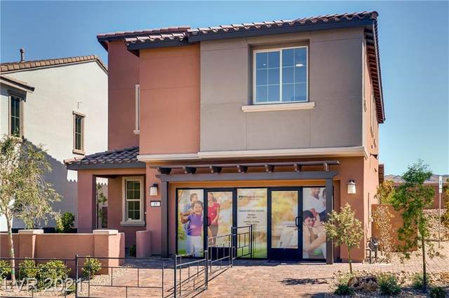 15 Flora Sagio Avenue, Henderson, NV 89011 (MLS #2293466) :: Signature Real Estate Group