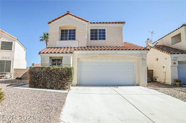 2716 Trotwood Lane, Las Vegas, NV 89108 (MLS #2293475) :: Custom Fit Real Estate Group