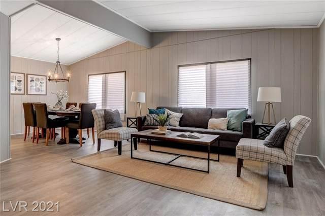 3659 Big Sur Drive, Las Vegas, NV 89122 (MLS #2293483) :: Custom Fit Real Estate Group