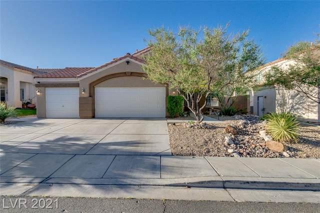8854 Mia Moore Avenue, Las Vegas, NV 89147 (MLS #2293486) :: Lindstrom Radcliffe Group