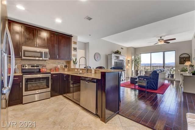 8255 S Las Vegas Boulevard #906, Las Vegas, NV 89123 (MLS #2293487) :: Custom Fit Real Estate Group