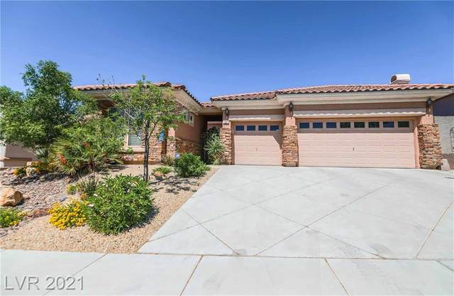 333 Denton Springs Court, Las Vegas, NV 89138 (MLS #2293488) :: Custom Fit Real Estate Group
