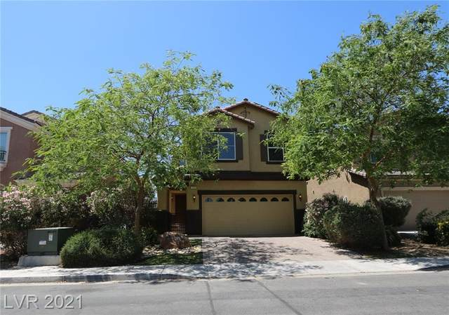 1117 Aspen Cliff Drive, Henderson, NV 89011 (MLS #2293503) :: Signature Real Estate Group