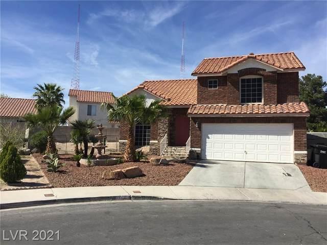 2516 Soldier Creek Court, Las Vegas, NV 89106 (MLS #2293516) :: Custom Fit Real Estate Group