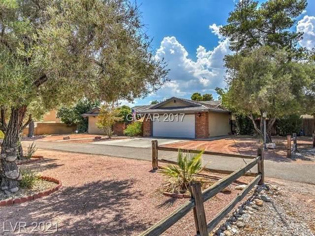 2627 S Torrey Pines Drive, Las Vegas, NV 89146 (MLS #2293518) :: Custom Fit Real Estate Group