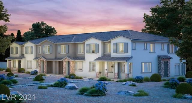 20 Barbara Lane #109, Las Vegas, NV 89183 (MLS #2293530) :: Custom Fit Real Estate Group
