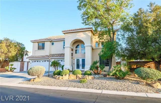 6929 Cedar Basin Avenue, Las Vegas, NV 89142 (MLS #2293543) :: The Chris Binney Group | eXp Realty