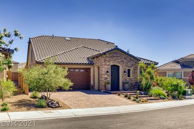 3075 Young Bouvier Avenue, Henderson, NV 89044 (MLS #2293548) :: Lindstrom Radcliffe Group