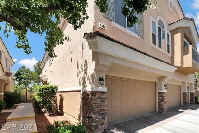 1592 Rusty Ridge Lane, Henderson, NV 89002 (MLS #2293553) :: Signature Real Estate Group