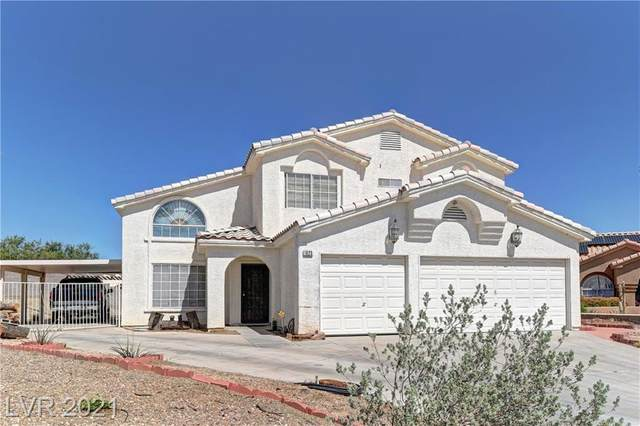 1025 Companion Way, Henderson, NV 89011 (MLS #2293564) :: Signature Real Estate Group