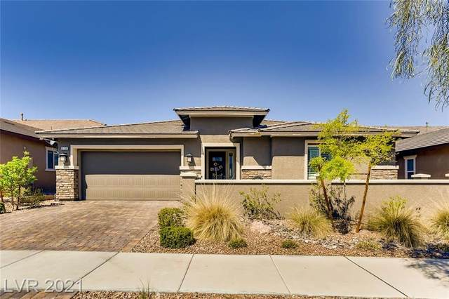 310 Inflection Street, Henderson, NV 89011 (MLS #2293571) :: Signature Real Estate Group