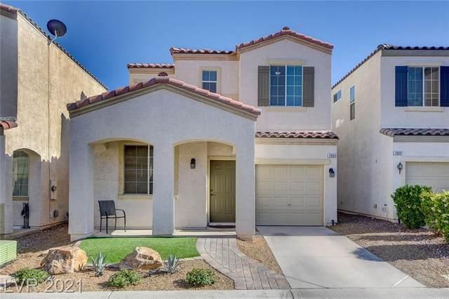 7663 Hampton Cove Lane, Las Vegas, NV 89113 (MLS #2293583) :: Vestuto Realty Group