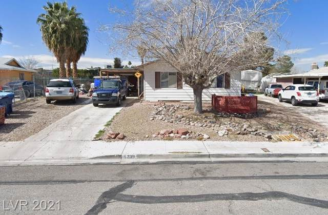 5239 San Anselmo Street, Las Vegas, NV 89120 (MLS #2293595) :: The Perna Group