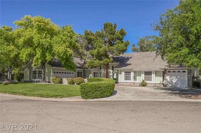 8265 W Craig Road, Las Vegas, NV 89129 (MLS #2293600) :: Lindstrom Radcliffe Group