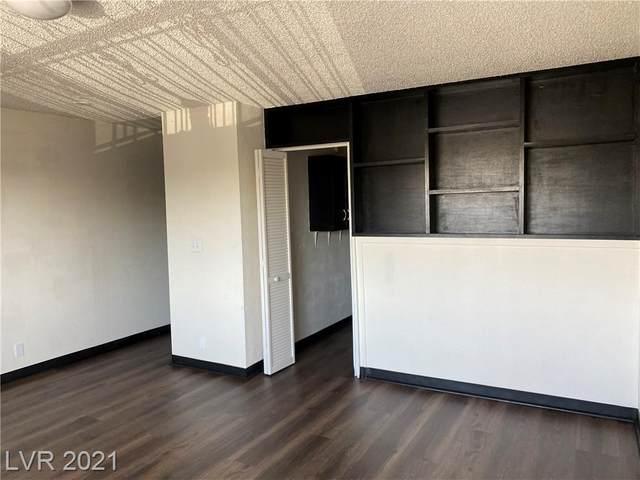 4600 University Center Drive #128, Las Vegas, NV 89119 (MLS #2293622) :: Custom Fit Real Estate Group