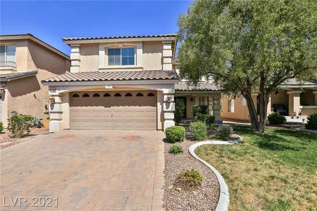 11008 Fintry Hills Street, Las Vegas, NV 89141 (MLS #2293632) :: Team Michele Dugan