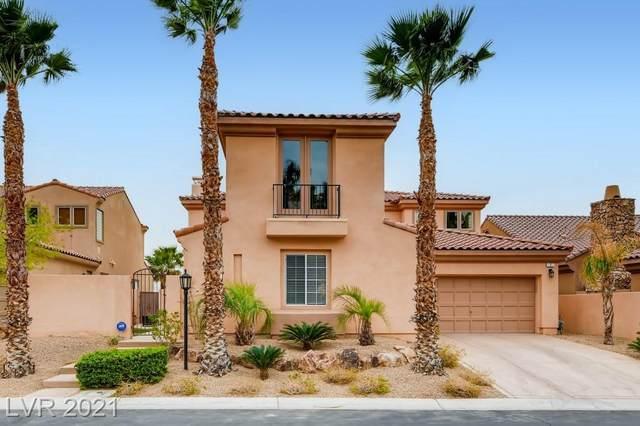7 Villa Marsala Court, Henderson, NV 89011 (MLS #2293633) :: Signature Real Estate Group