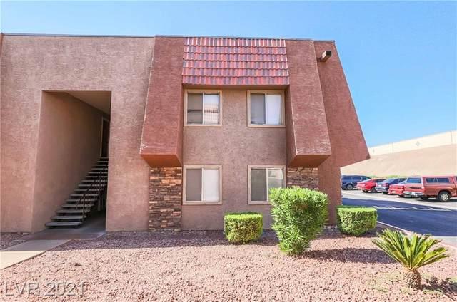 5422 River Glen Drive #365, Las Vegas, NV 89103 (MLS #2293659) :: Lindstrom Radcliffe Group