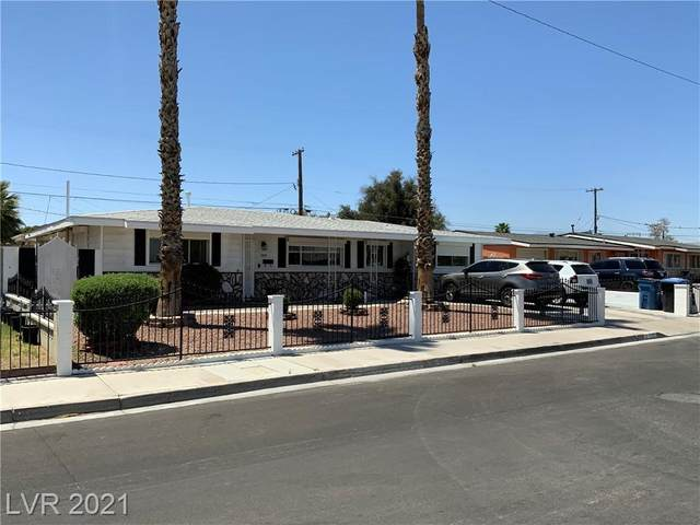 1207 Tamerack Avenue, Las Vegas, NV 89106 (MLS #2293667) :: Jeffrey Sabel