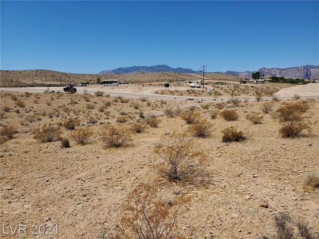 Fortney Road, Las Vegas, NV 89161 (MLS #2293674) :: Signature Real Estate Group