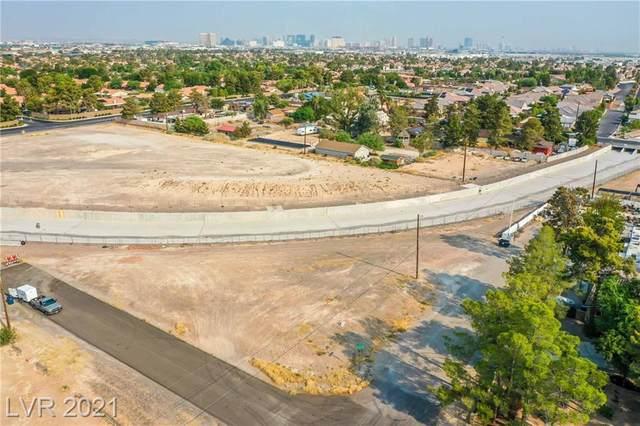 0 Bruce, Las Vegas, NV 89123 (MLS #2293682) :: Lindstrom Radcliffe Group