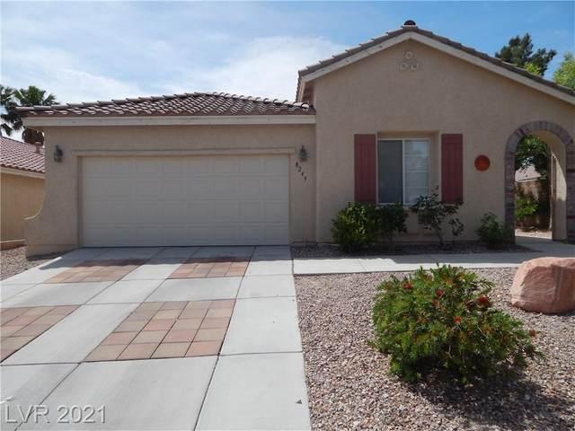 8249 Aurora Peak Avenue, Las Vegas, NV 89131 (MLS #2293699) :: Galindo Group Real Estate