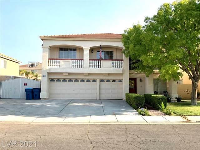 2005 Golden Trumpet Avenue, Las Vegas, NV 89123 (MLS #2293702) :: Signature Real Estate Group