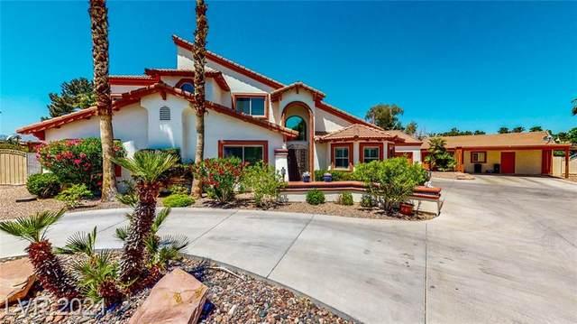 5708 Paseo Recallo, Las Vegas, NV 89108 (MLS #2293710) :: Lindstrom Radcliffe Group