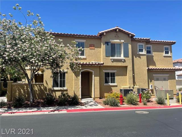 1525 Spiced Wine Avenue #2101, Henderson, NV 89074 (MLS #2293712) :: Signature Real Estate Group