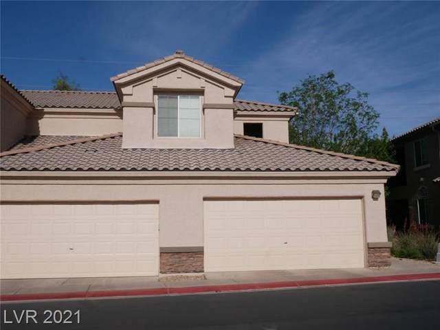 6725 Abruzzi Drive #104, North Las Vegas, NV 89084 (MLS #2293719) :: Signature Real Estate Group