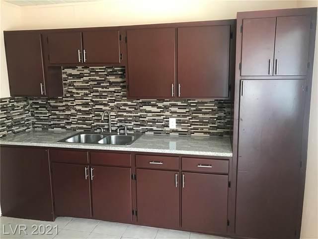 2230 Ellis Street, North Las Vegas, NV 89030 (MLS #2293721) :: Custom Fit Real Estate Group