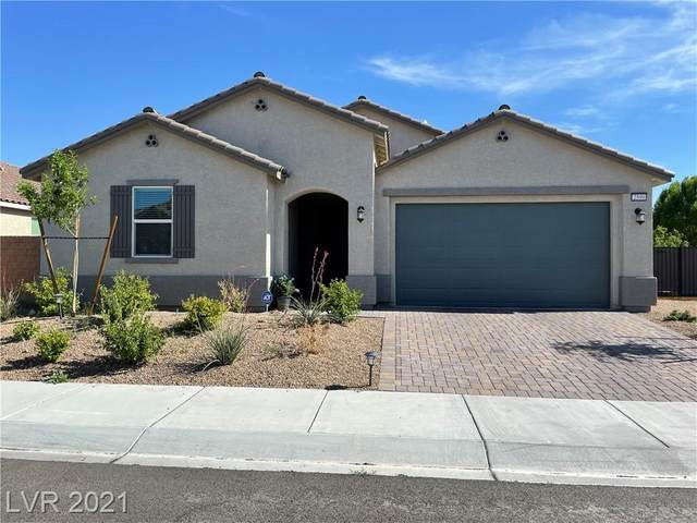 2599 Blossom Avenue, Pahrump, NV 89048 (MLS #2293722) :: Signature Real Estate Group