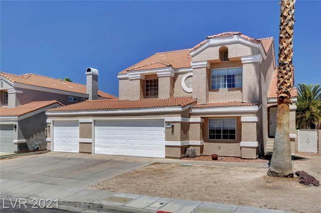30 Sandwedge Drive, Henderson, NV 89074 (MLS #2293735) :: Signature Real Estate Group