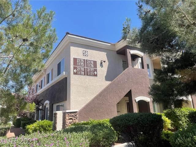 9303 Gilcrease Avenue #2175, Las Vegas, NV 89149 (MLS #2293738) :: The Chris Binney Group | eXp Realty