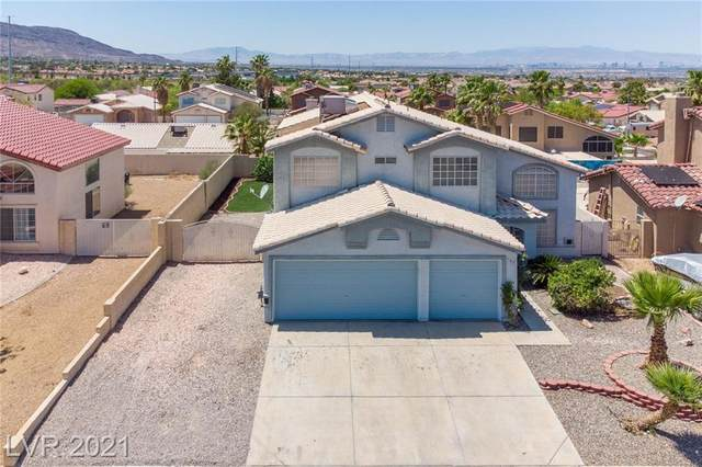 167 Skytop Drive, Henderson, NV 89015 (MLS #2293743) :: Signature Real Estate Group
