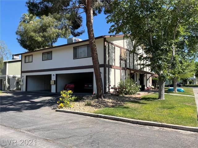 1454 Elizabeth Avenue #3, Las Vegas, NV 89119 (MLS #2293755) :: The Shear Team