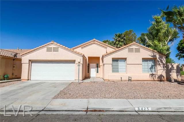 3425 Wild Filly Lane, North Las Vegas, NV 89032 (MLS #2293760) :: Lindstrom Radcliffe Group