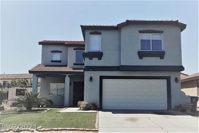 3871 Trellis View Avenue, Las Vegas, NV 89115 (MLS #2293768) :: Custom Fit Real Estate Group