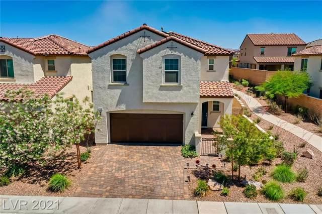 358 Mezzaforte Street, Henderson, NV 89011 (MLS #2293774) :: Custom Fit Real Estate Group
