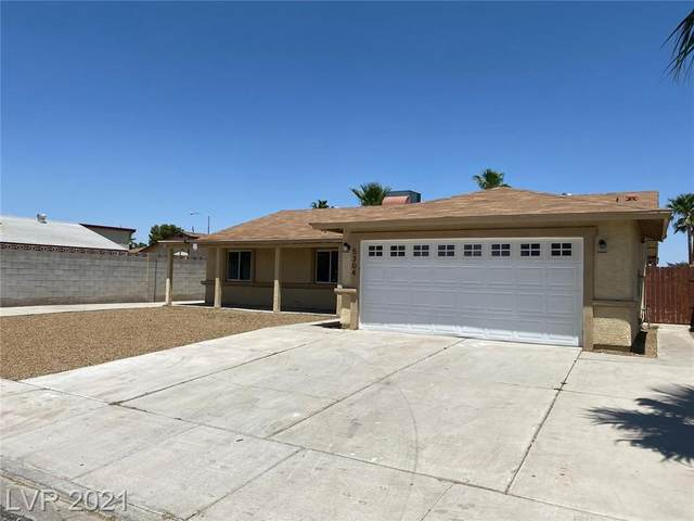 5304 Chattanooga Avenue, Las Vegas, NV 89122 (MLS #2293775) :: Lindstrom Radcliffe Group