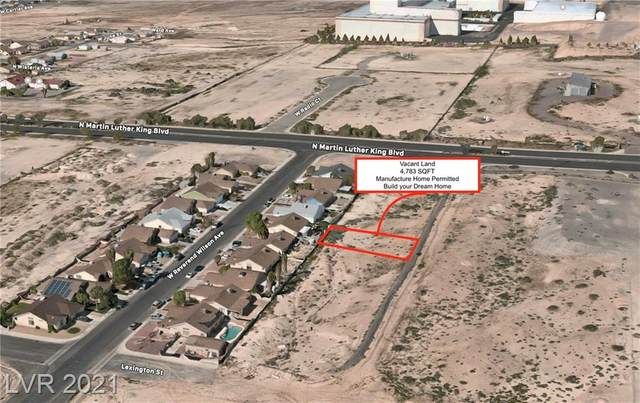 000 Mayflower Avenue, North Las Vegas, NV 89030 (MLS #2293788) :: Signature Real Estate Group
