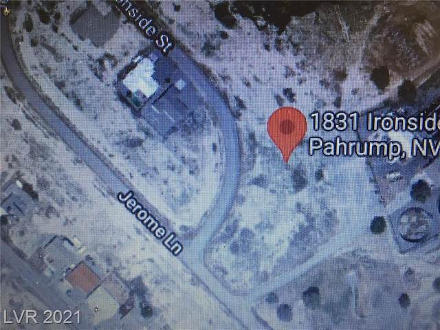 1831 Ironside Street, Pahrump, NV 89048 (MLS #2293802) :: The Shear Team