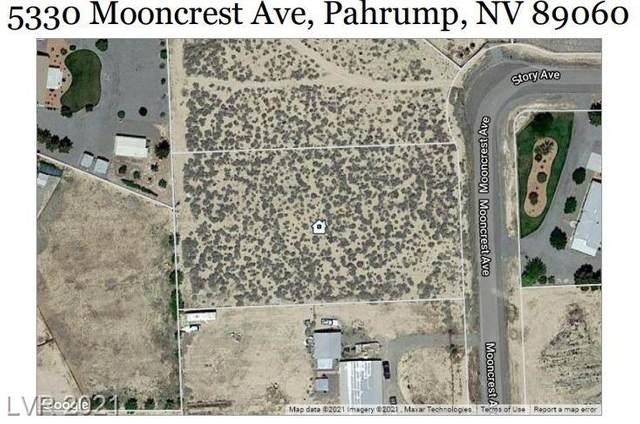5330 Mooncrest Avenue, Pahrump, NV 89060 (MLS #2293808) :: DT Real Estate