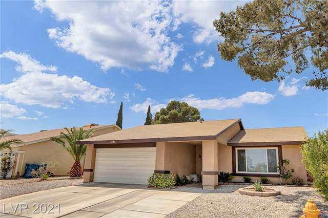 4833 Castle Rock Court, Las Vegas, NV 89147 (MLS #2293830) :: DT Real Estate