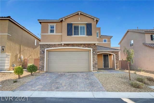6369 Staley Downs Street, Las Vegas, NV 89113 (MLS #2293853) :: Signature Real Estate Group