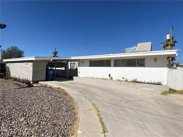 629 N 21st Street, Las Vegas, NV 89101 (MLS #2293854) :: Hebert Group   Realty One Group